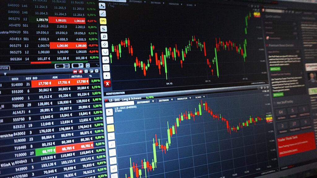 Neuemission an der Börse